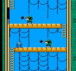 Rockman 3 - Dr. Wily no Saigo! (J) screenshot