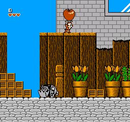 Chip to Dale no Daisakusen (J) screenshot
