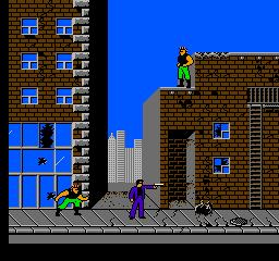Dirty Harry (U) screenshot