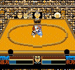 SD Battle Oozumou - Heisei Hero Basho (J) screenshot