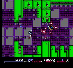 Burai Fighter (U) screenshot