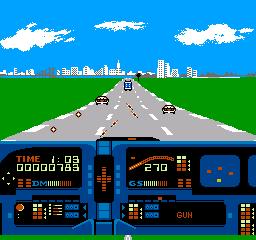 Knight Rider (J) screenshot