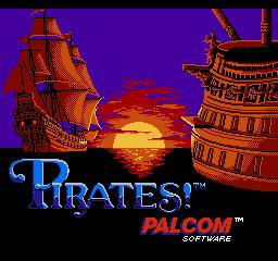 Pirates! (E)  screenshot