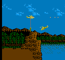 Cobra Command (J) screenshot