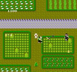 Ikki (J) screenshot