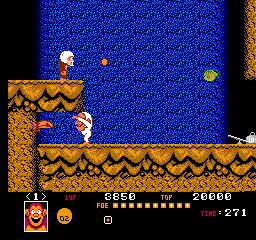 JuJu Densetsu (J) screenshot