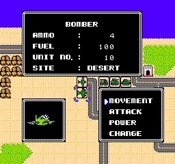 Desert Commander (U) screenshot