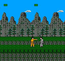 Hissatsu Doujou Yaburi (J) screenshot