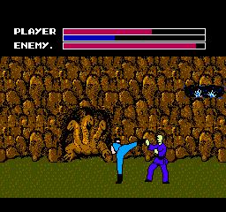 Fighting Road (J) screenshot