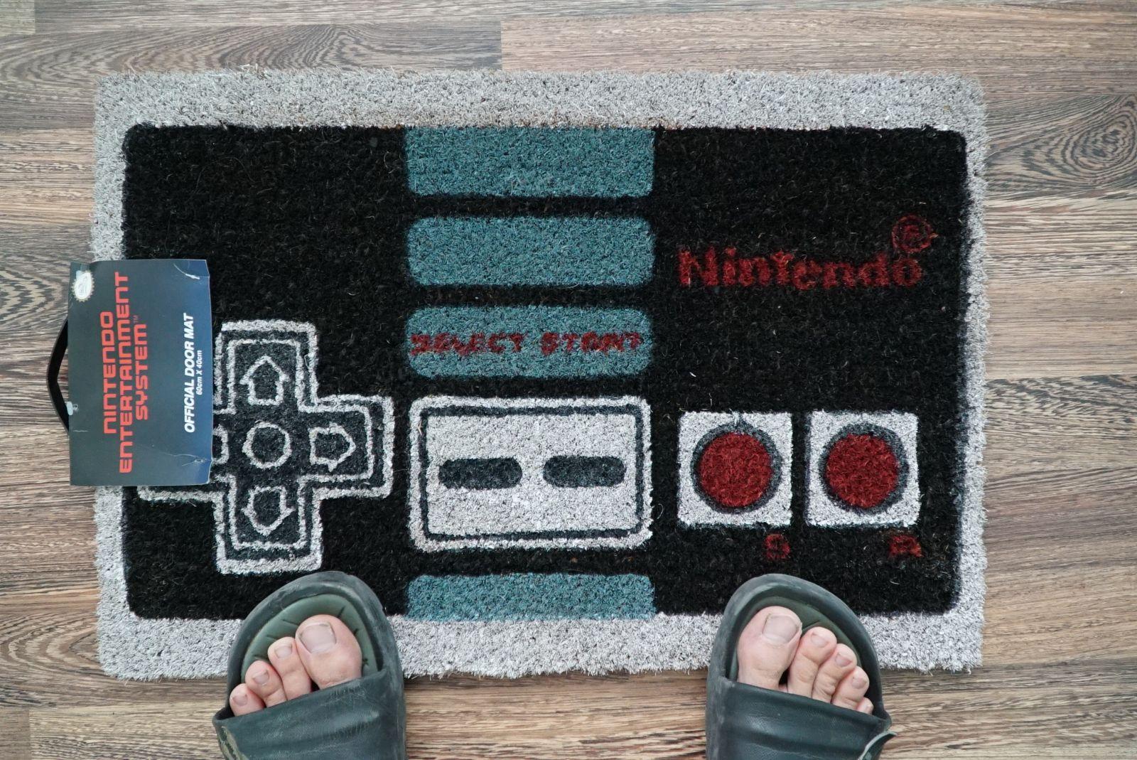 NES durų kilimėlis