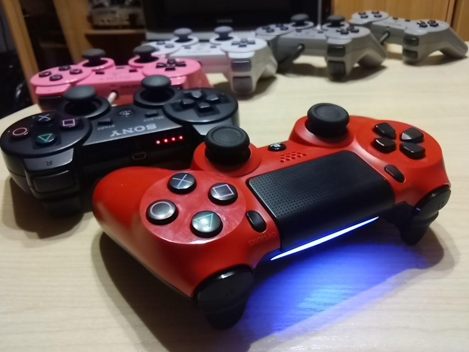 PS4 belaukiant