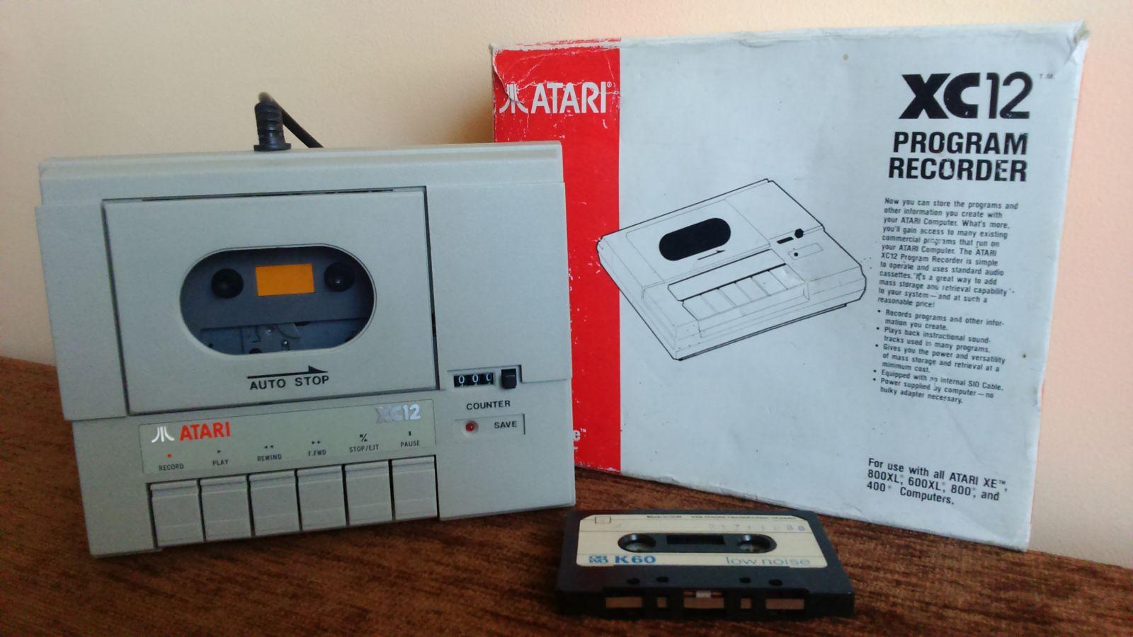 Atari xc12