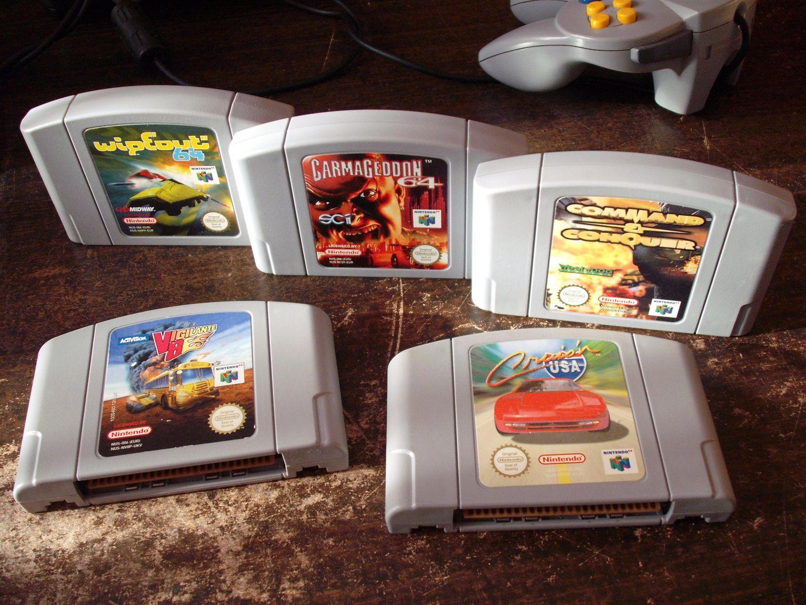 N64 kolekcijos papildymas^^,)
