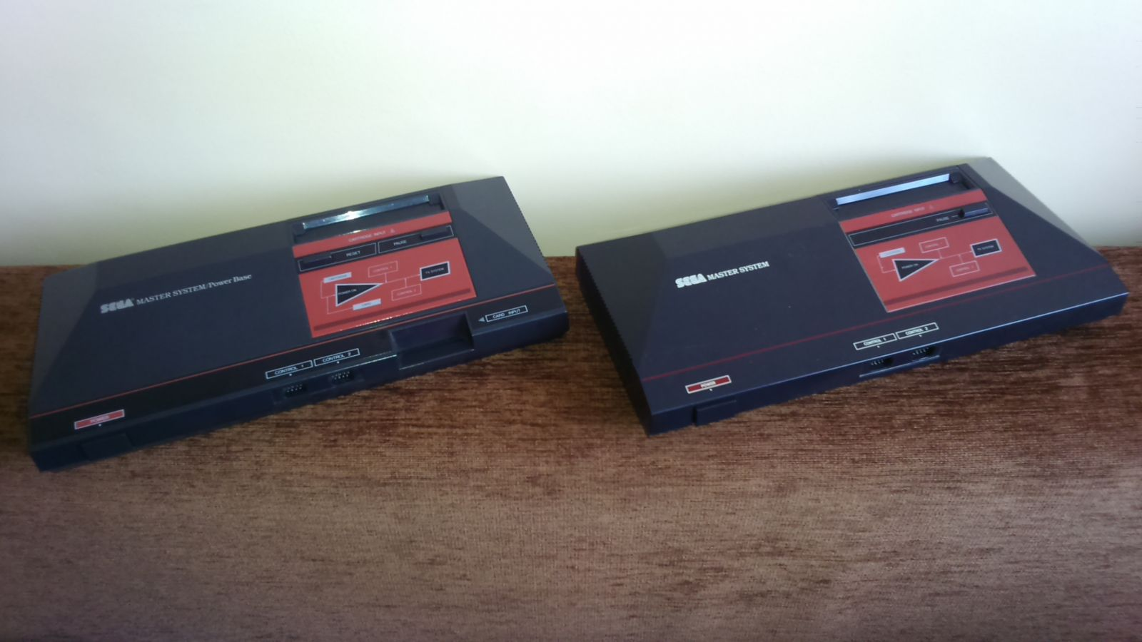 SEGA Master System (rask penkis skirtumus)