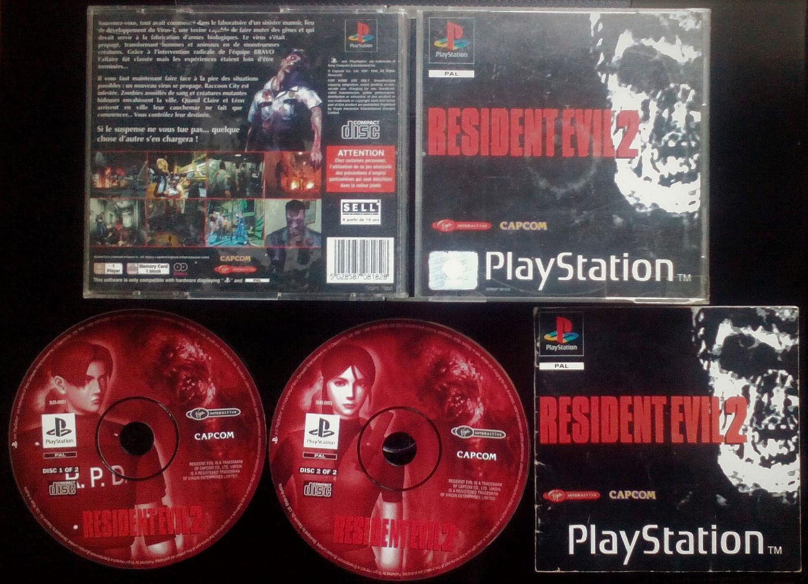 Resident Evil 2 (PS1)