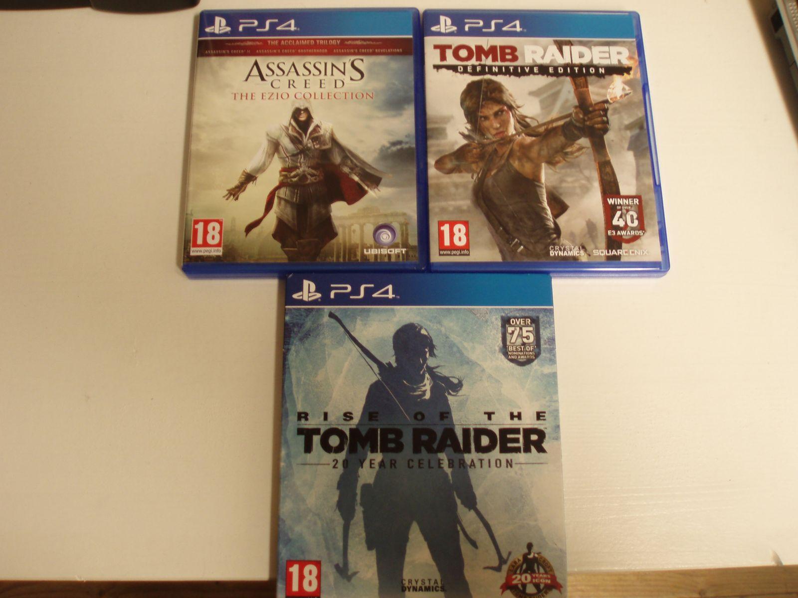 Naujausi PS4 pirkiniai