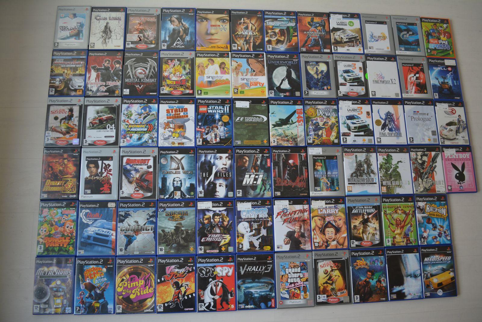 PS2 Kolekcija 4.10.15