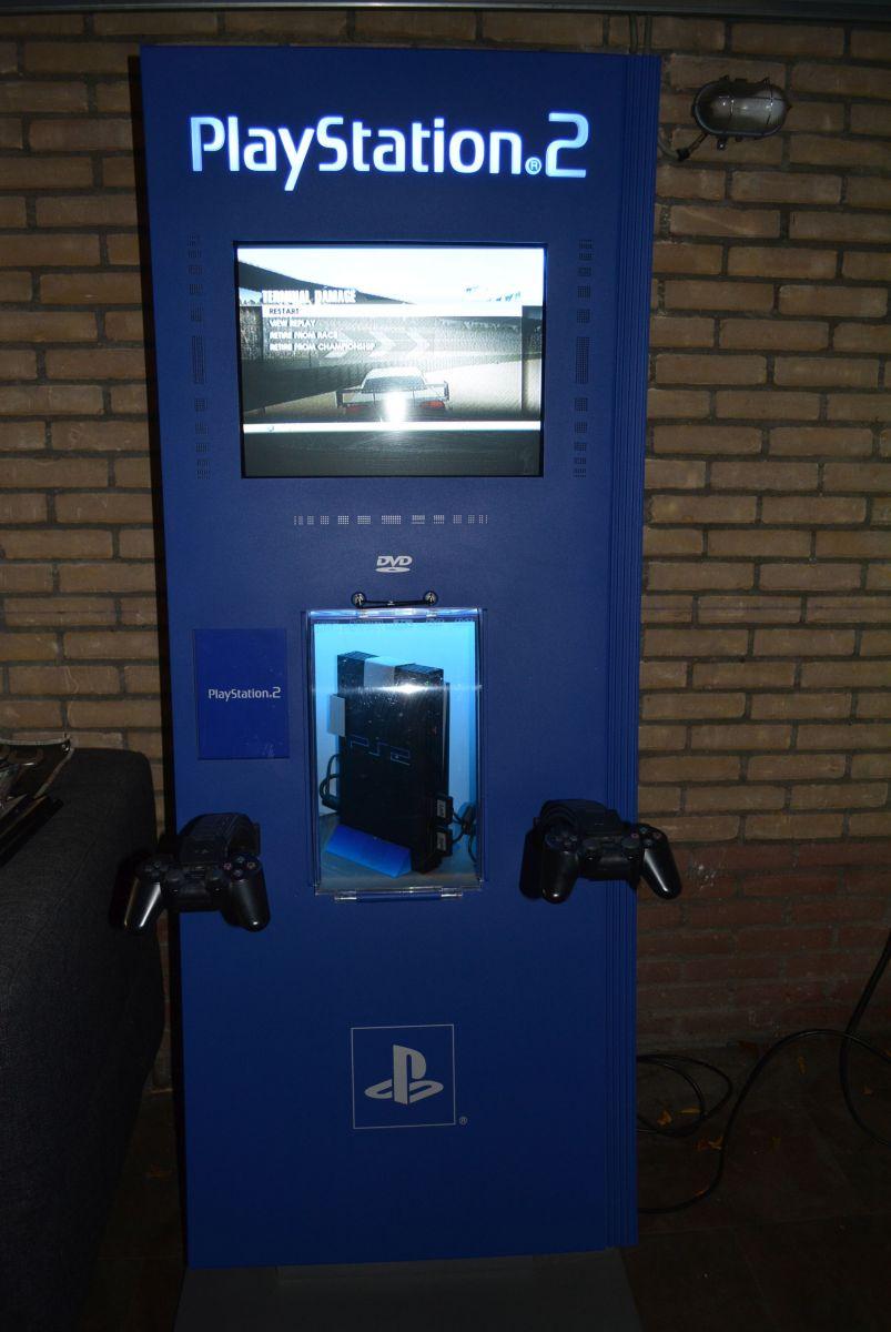 PS2 Demo Kiosk 2