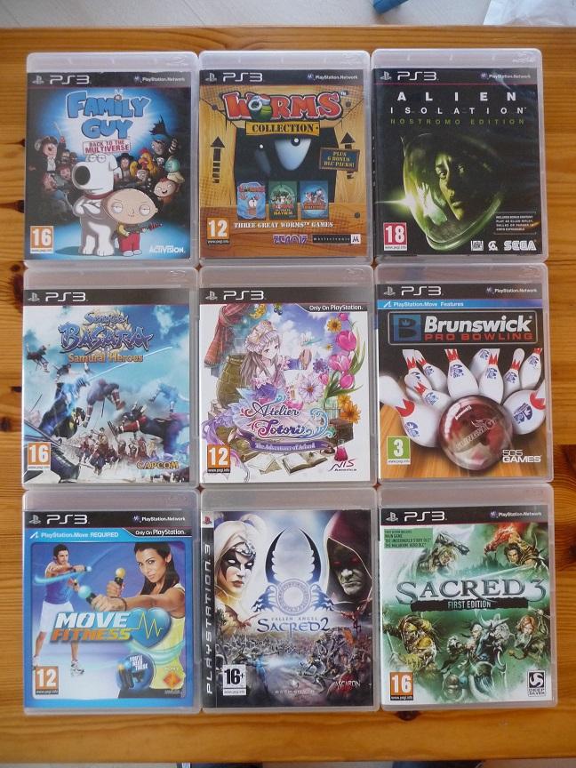 2018 Liepa (PS3)