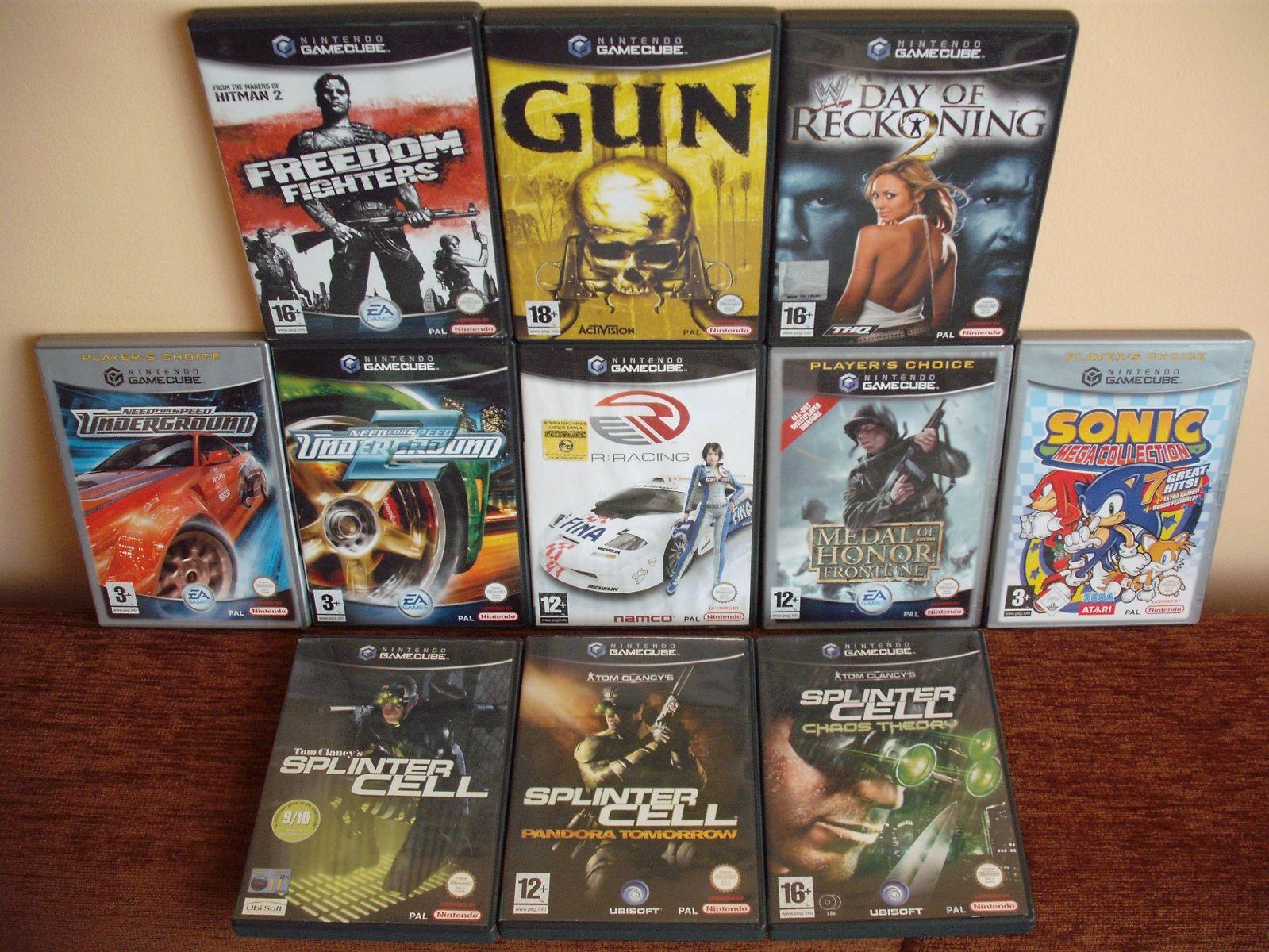 GameCube kolekcijos papildymas