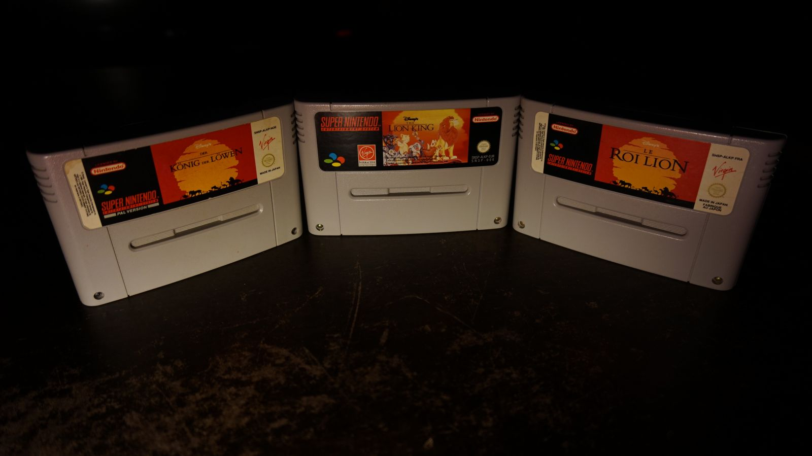 The Lion King (SNES)