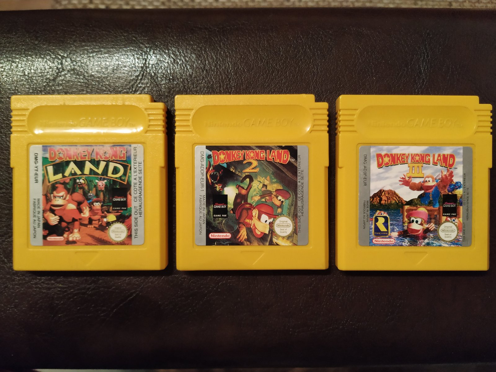Donkey Kong Land kolekcija