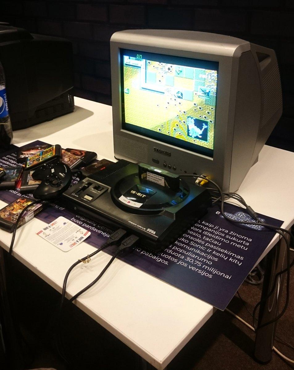 Sega Mega Drive - Dune II: The Battle for Arrakis