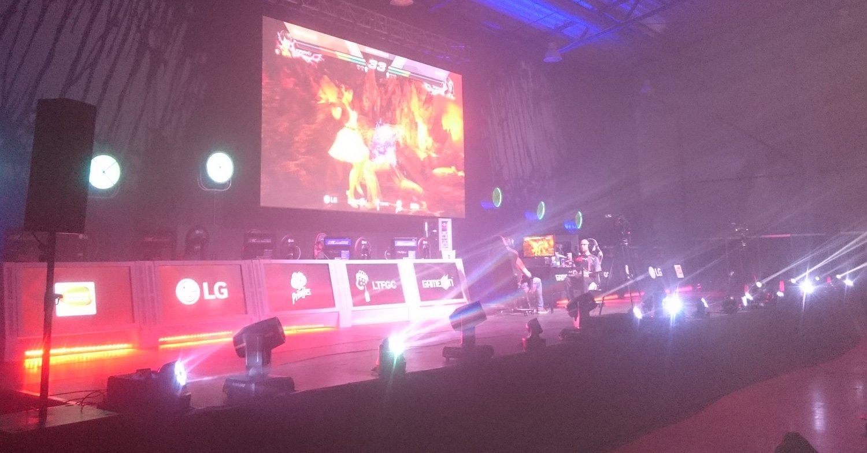 Tekken 7 turnyras