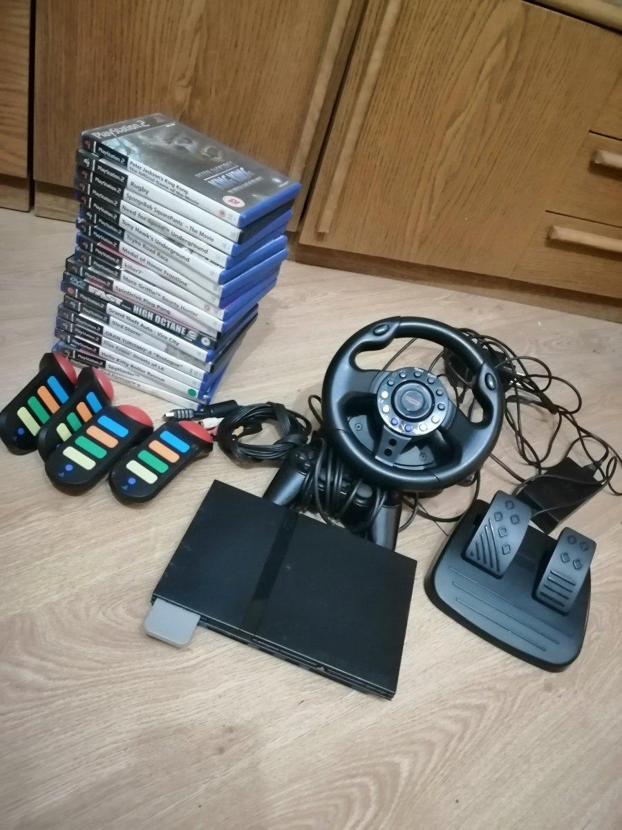 Naujas pirkinukas PS2