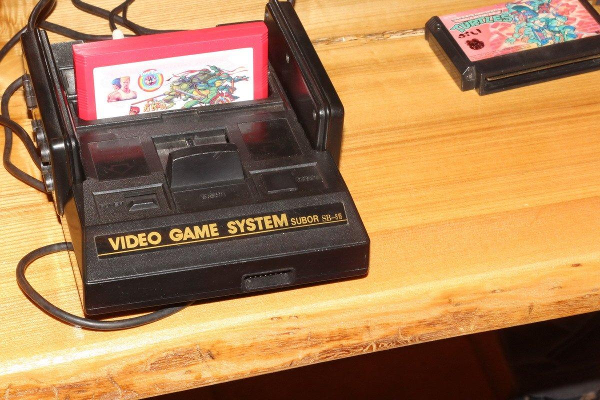 NES 500 in 1 disketė