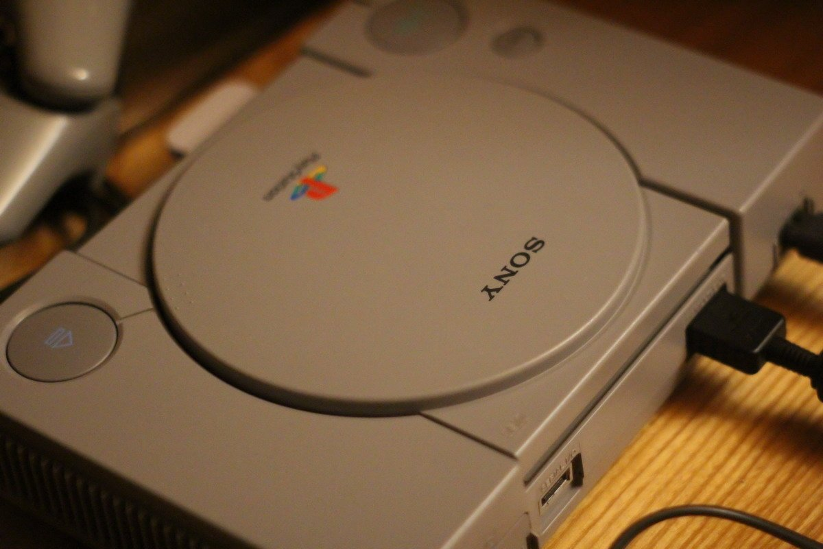 PlayStation 1 konsolė