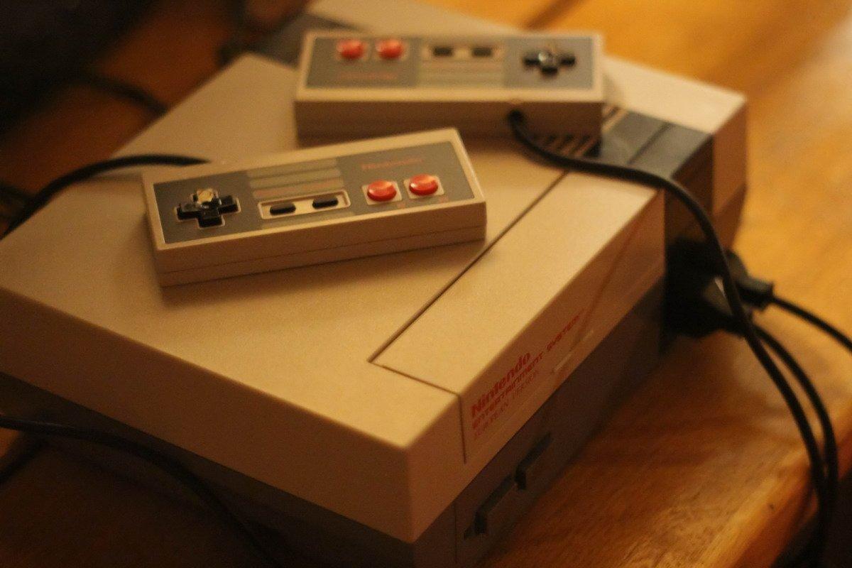 Famicom konsolė