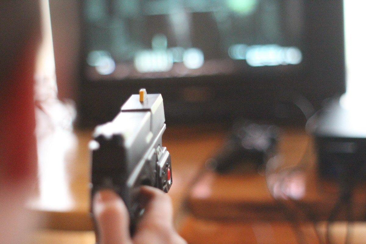 PS2 Light gun