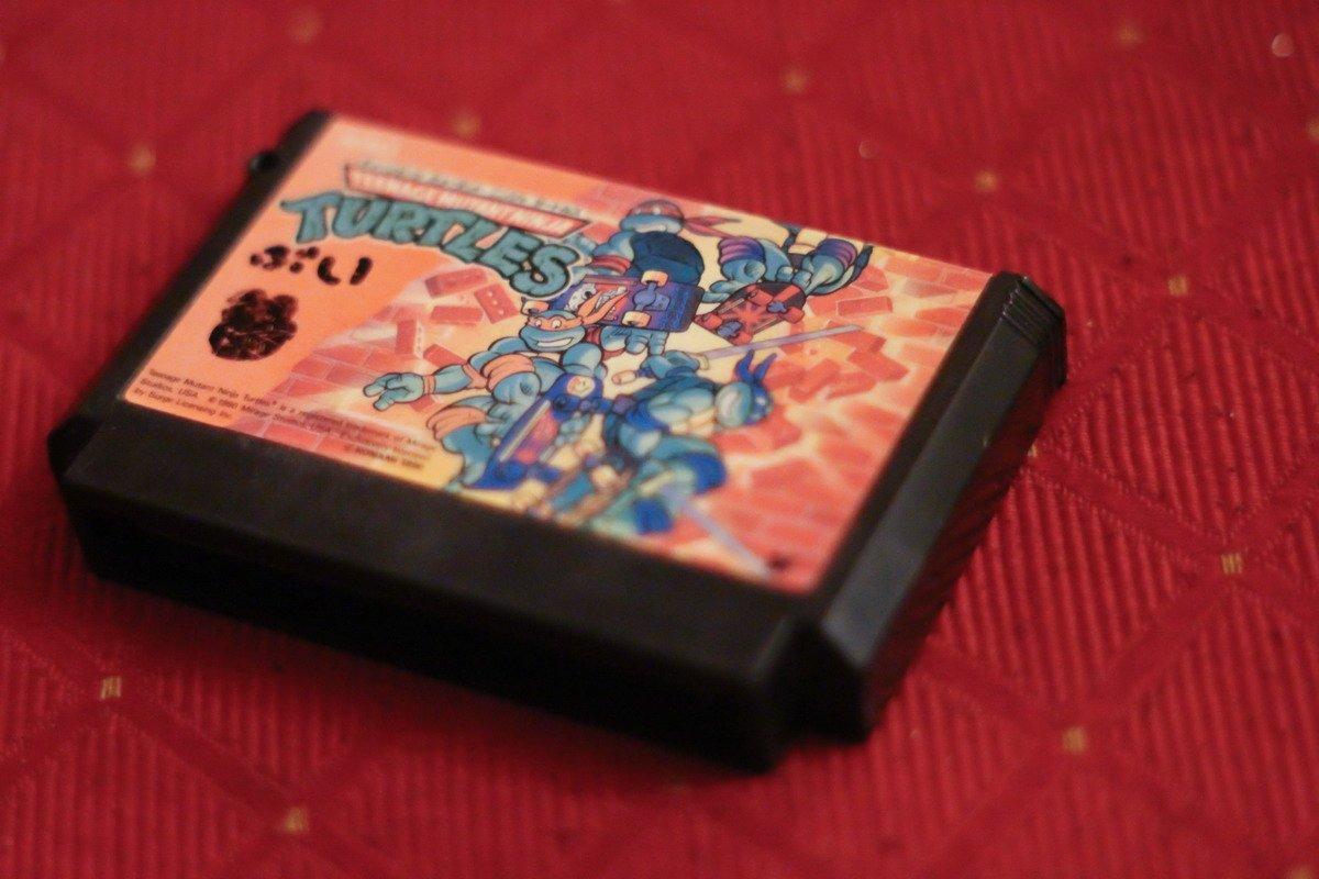 NES disketė