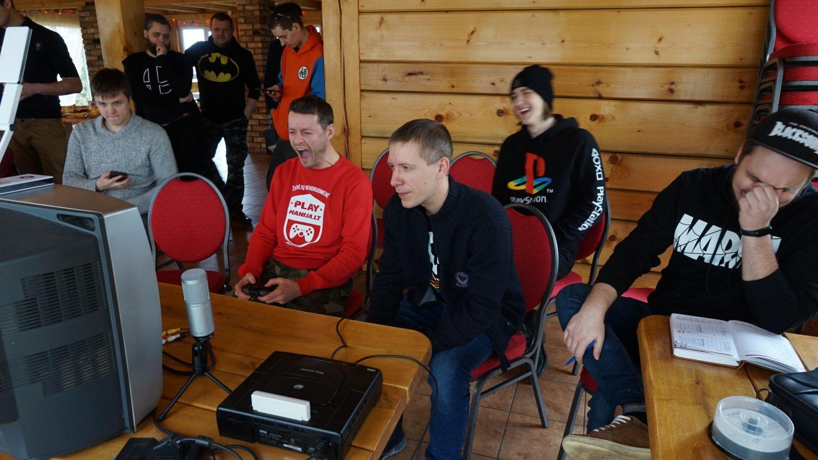 Ultimate Mortal Kombat 3 turnyras