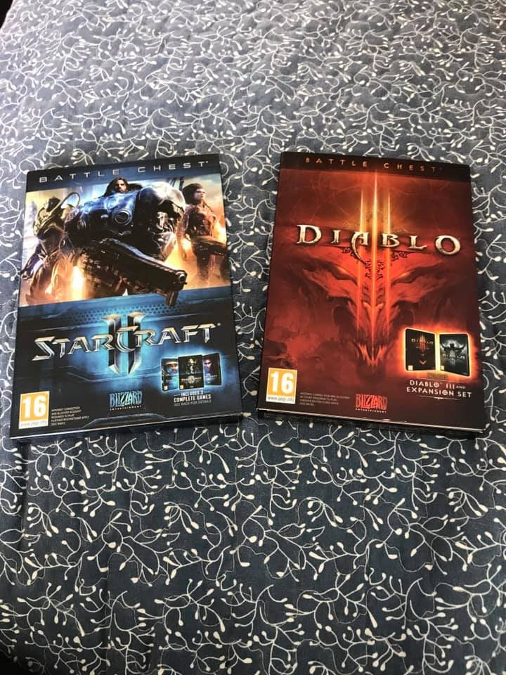 tiesiog... myliu Blizzard xD