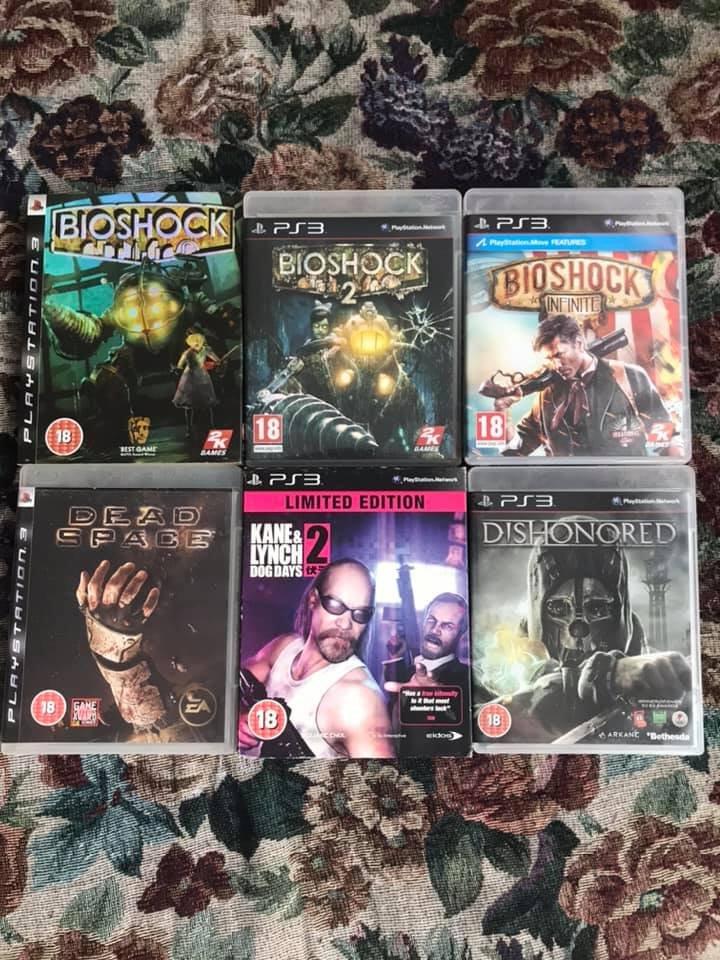 PS3 žaidimų papildymas