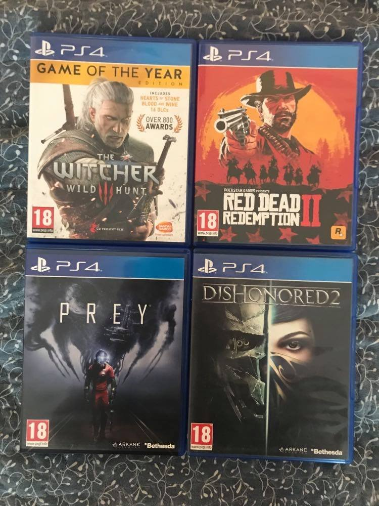 Must-have PS4 games į kolekciją