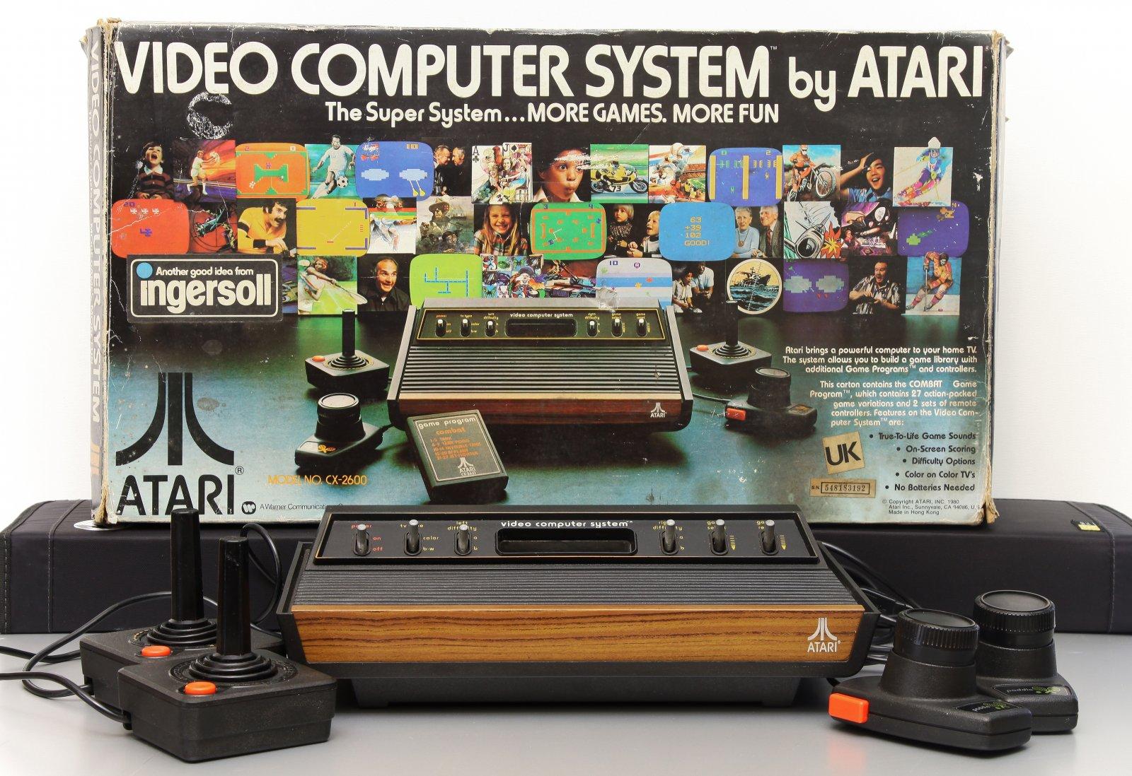 Atari 2600 (Light sixer)