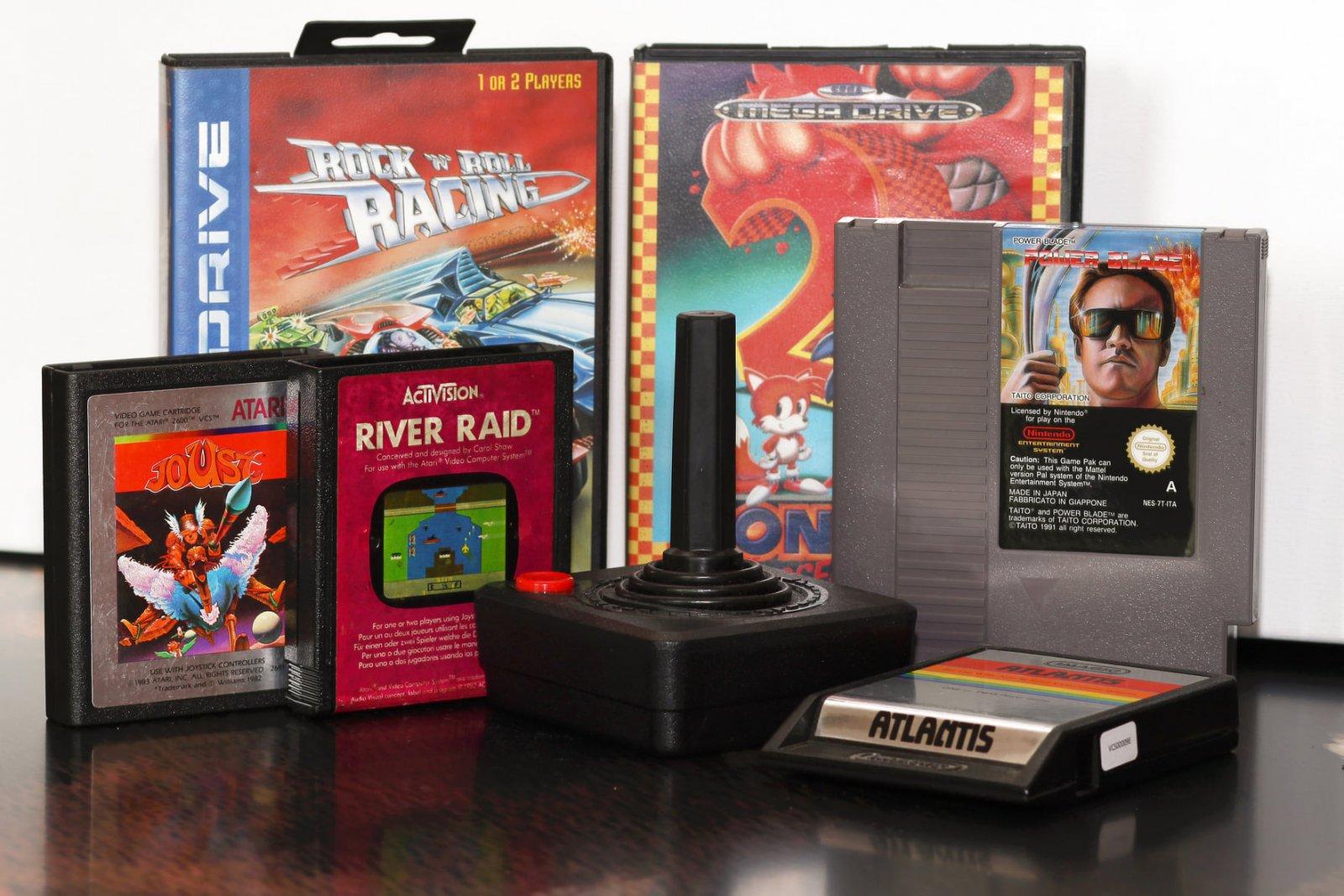 Sega, Atari 2600, NES
