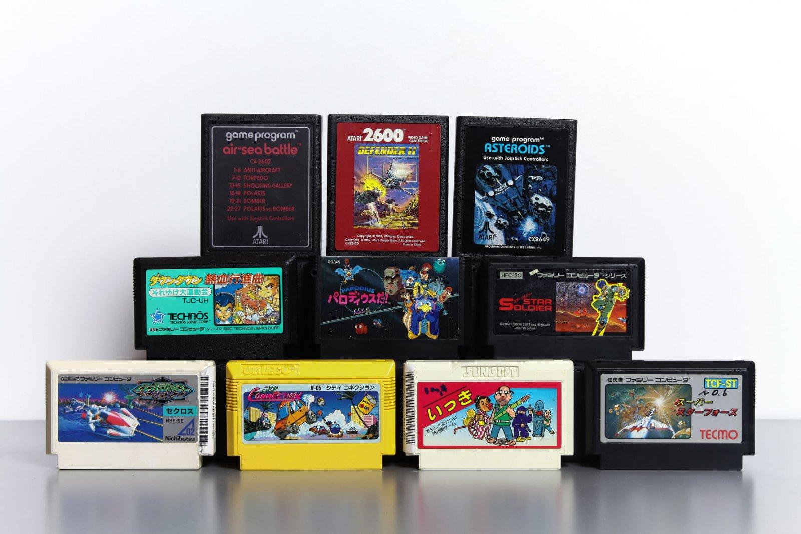 Famicom, Atari 2600