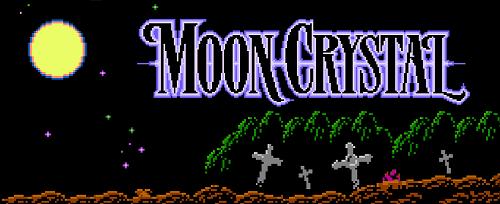 Retro - Moon Crystal - [NES] [Apžvalga]