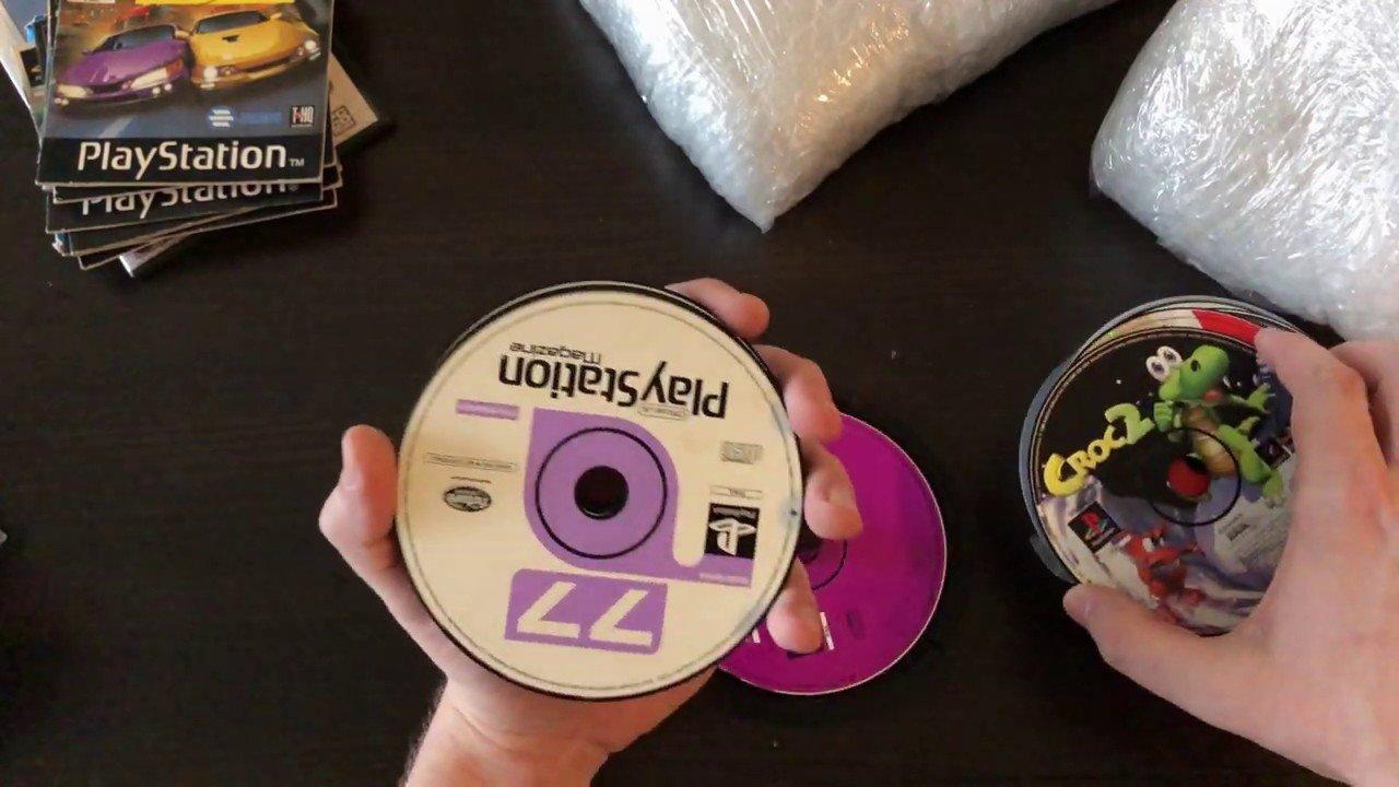 PlayStation One unboxingas + žaidimų įvertinimas [EN]