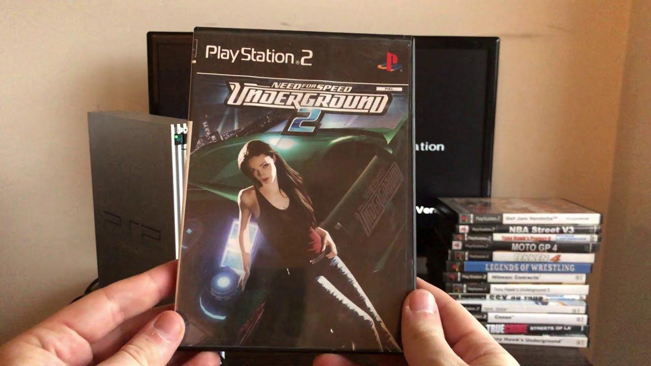 Playstation 2 išvalytas + testavimas  [EN]
