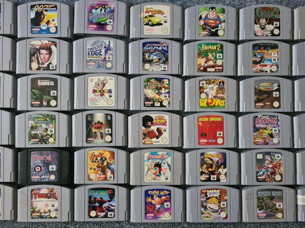 N64 kolekcija