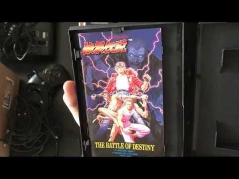 Sega Mega Drive unboxingas [EN]